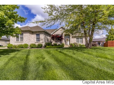 Chatham Single Family Home For Sale: 112 Ramblewood Dr