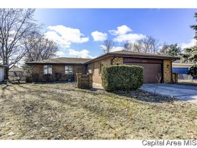 Springfield Single Family Home For Sale: 2024 Croydon Dr