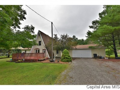 Cantrall Single Family Home For Sale: 6897 N Cantrall Creek Rd