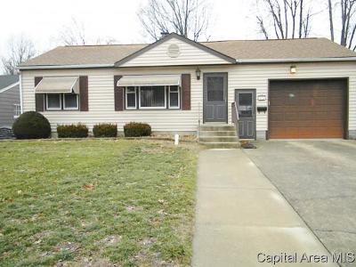 Jacksonville Single Family Home For Sale: 416 Laurel Drive