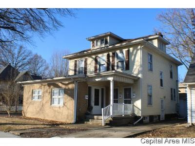 Springfield Multi Family Home Pending Continue to Show: 421 S Glenwood Ave
