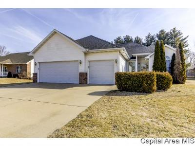 Pawnee Single Family Home For Sale: 1212 Michele Dr