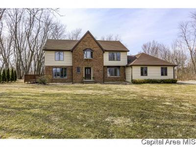 Pawnee Single Family Home For Sale: 8231 S Vigal Rd.