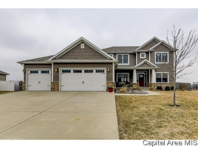 Chatham Single Family Home For Sale: 420 Windycrest