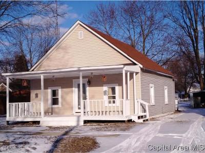 Girard Single Family Home Pending Continue to Show: 214 S Sherman Street