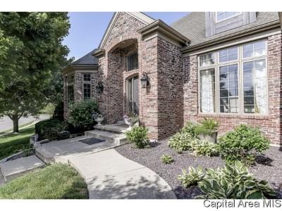 Springfield Single Family Home For Sale: 4500 Blackwolf