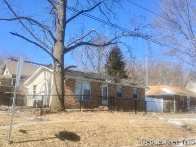 Petersburg Single Family Home For Sale: 503 N 7th