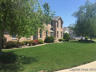 Jacksonville IL Single Family Home For Sale: $314,900