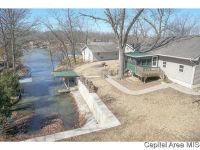 Girard Single Family Home For Sale: 16123 Dogwood Lane