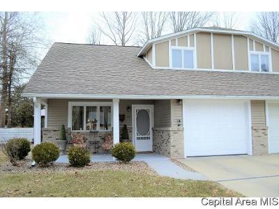 Jacksonville Single Family Home For Sale: 9 B Stevenson Drive