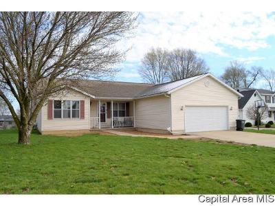 Jacksonville Single Family Home For Sale: 6 Victoria Lane