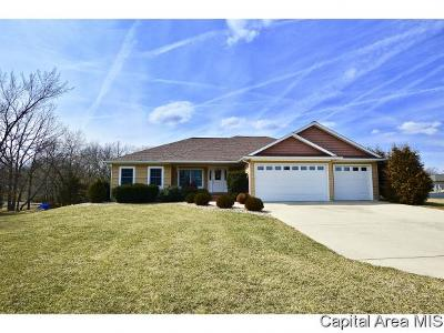 Chatham Single Family Home For Sale: 9685 Old Indian Trail