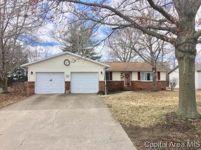 Pleasant Plains Single Family Home For Sale: 35 Hawthorn Ln