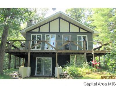 Jacksonville Single Family Home For Sale: 1648 Old Airport Road