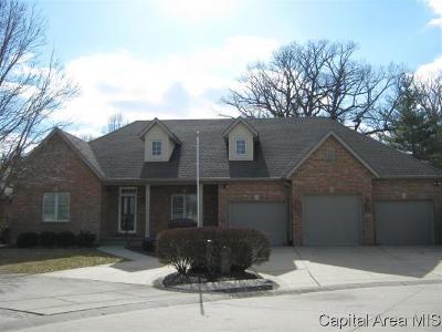 Springfield Single Family Home For Sale: 3116 Ironoak Cir
