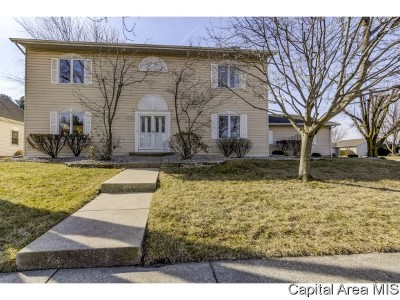 Springfield Single Family Home For Sale: 2536 Wydown Ave