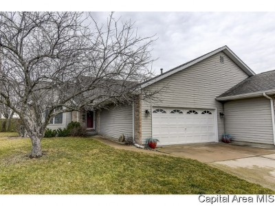 Springfield Single Family Home For Sale: 3508 Aberdeen