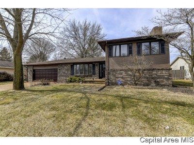 Springfield Single Family Home For Sale: 277 Wisteria Dr