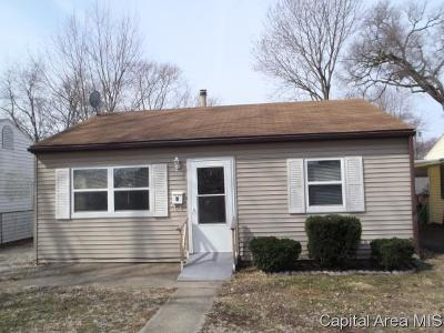 Springfield Single Family Home For Sale: 2865 S Hoover Ave