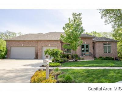 Springfield Single Family Home For Sale: 700 Epping Ct
