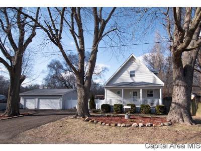 Springfield Single Family Home For Sale: 3213 E Elm St