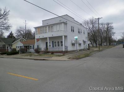 Springfield Single Family Home For Sale: 1900 N 8th St
