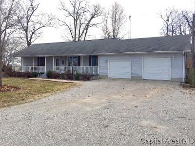 Girard Single Family Home For Sale: 14859 Spillway Road