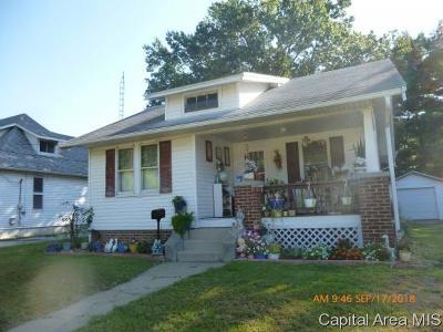 Jacksonville Single Family Home For Sale: 126 Howe St