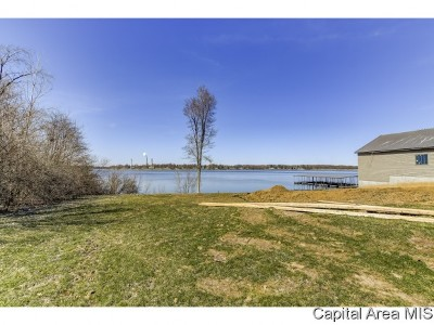 Sangamon County Residential Lots & Land For Sale: 303 Harbor Point Pl