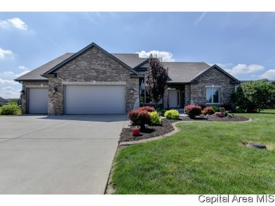 Chatham Single Family Home For Sale: 117 Ramblewood Dr