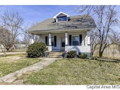 Girard Single Family Home For Sale: 522 W Washington St