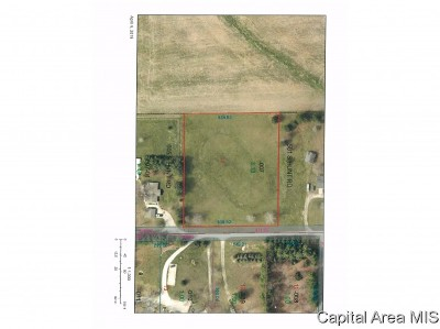 Taylorville IL Residential Lots & Land For Sale: $39,900