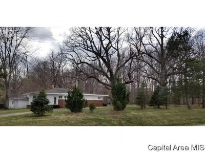 New Berlin Single Family Home For Sale: 15982 Old Jacksonville Rd