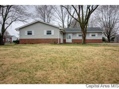 Girard Single Family Home For Sale: 18496 Emmerson Airline