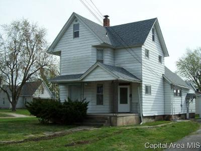 Winchester Single Family Home For Sale: 232 N Walnut