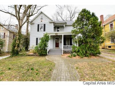 Jacksonville Single Family Home For Sale: 321 Lockwood Pl