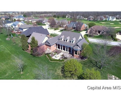 Springfield Single Family Home For Sale: 4425 Turtle Bay