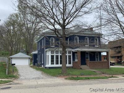 Petersburg Single Family Home For Sale: 405 S 7th Street