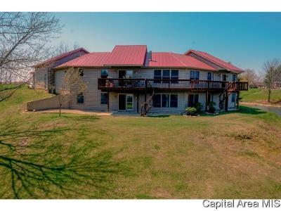 Girard Single Family Home For Sale: 15154 Coultas Dr