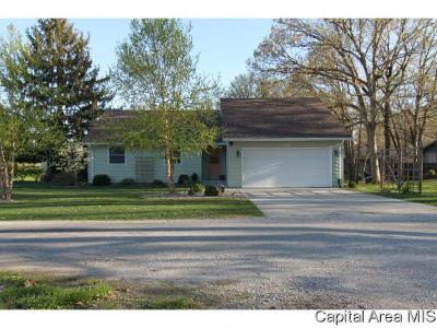 Girard Single Family Home For Sale: 16073 E View Dr