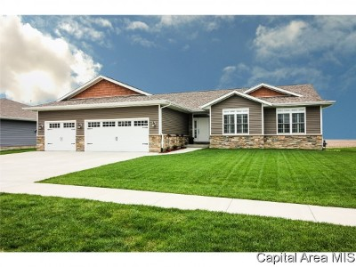Chatham Single Family Home For Sale: 2214 Hopwood Dr
