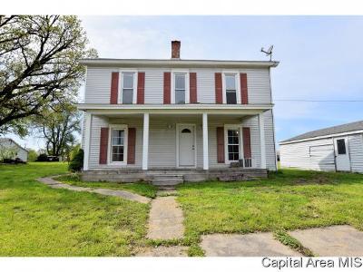 Franklin Single Family Home For Sale: 307 Wyatt