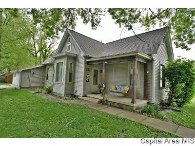Waverly Single Family Home For Sale: 255 S Prospect St