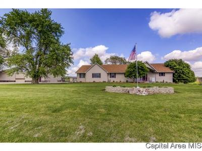 Chatham Single Family Home For Sale: 11340 Gordon Dr