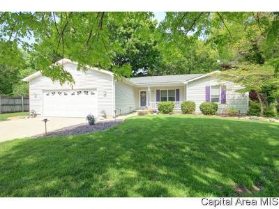 Springfield Single Family Home For Sale: 4447 Foxbury Ln