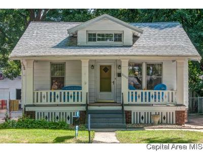 Springfield Single Family Home For Sale: 2008 S Lowell Ave