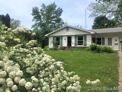 Virginia Single Family Home For Sale: 701 S Cass St