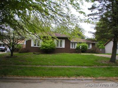 Springfield Single Family Home For Sale: 2825 Bemis Heights