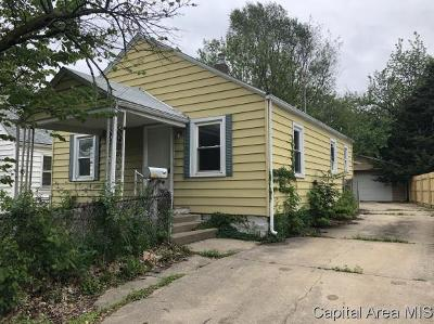 Springfield Single Family Home For Sale: 2140 S 16th St