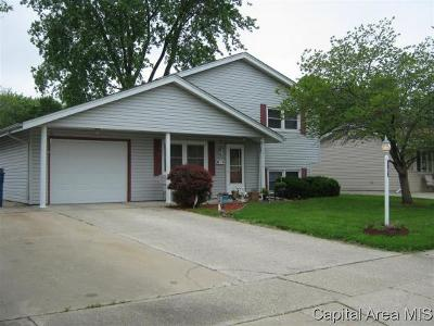 Springfield Single Family Home For Sale: 2616 Sherborn Rd.
